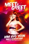 Tribute to SNSD Kim Hyo Hyeon by dennybusyet