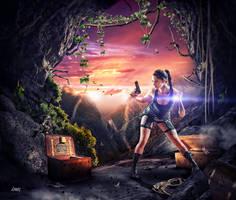 Niki Croft : The Lost Treasure
