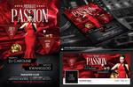 Midnight Passion Nightclub Flyer Design Template