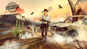 The Lone Ranger by dennybusyet
