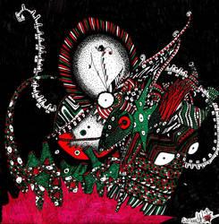 23- Godzilla by eimeonzik