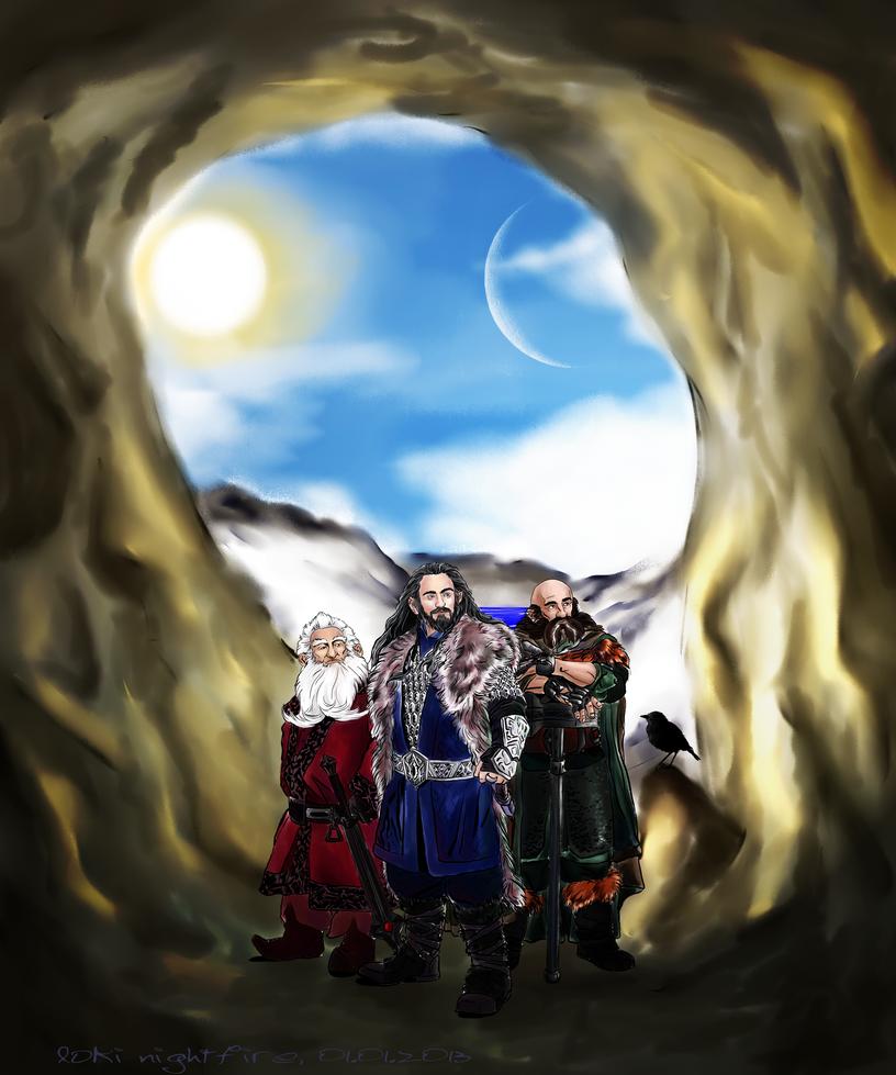Happy Durin's Day by Loki-Nightfire