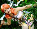 green - orange by oruntia