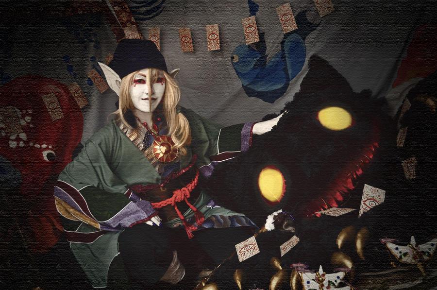 Ayakashi : Bakeneko by oruntia