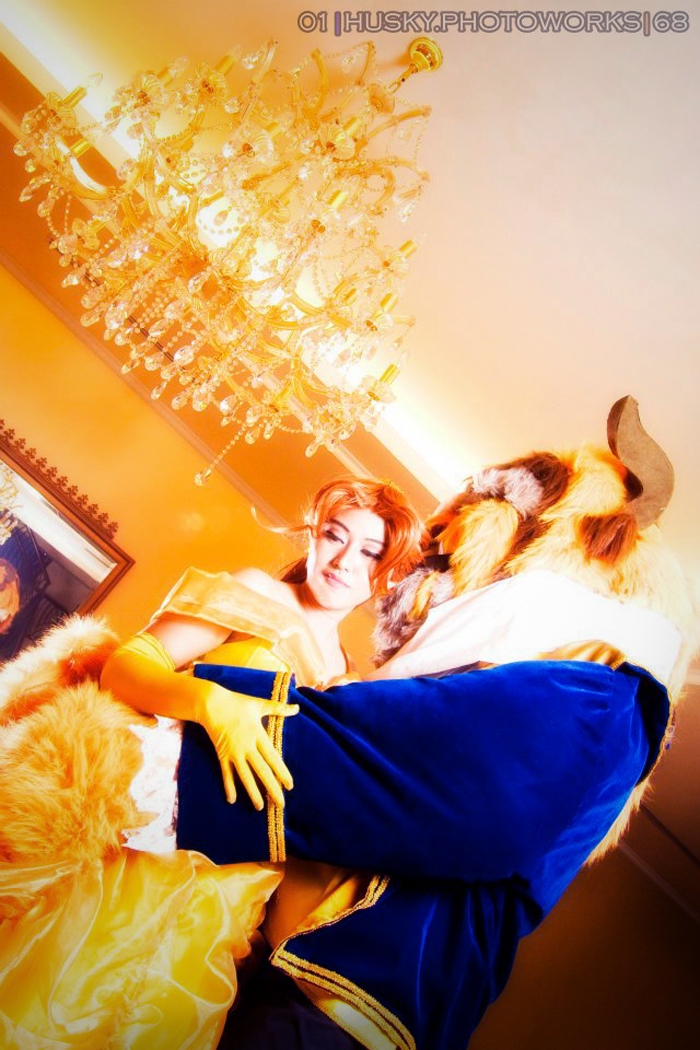belle and beast by oruntia