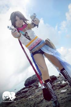 sphere hunter Yuna