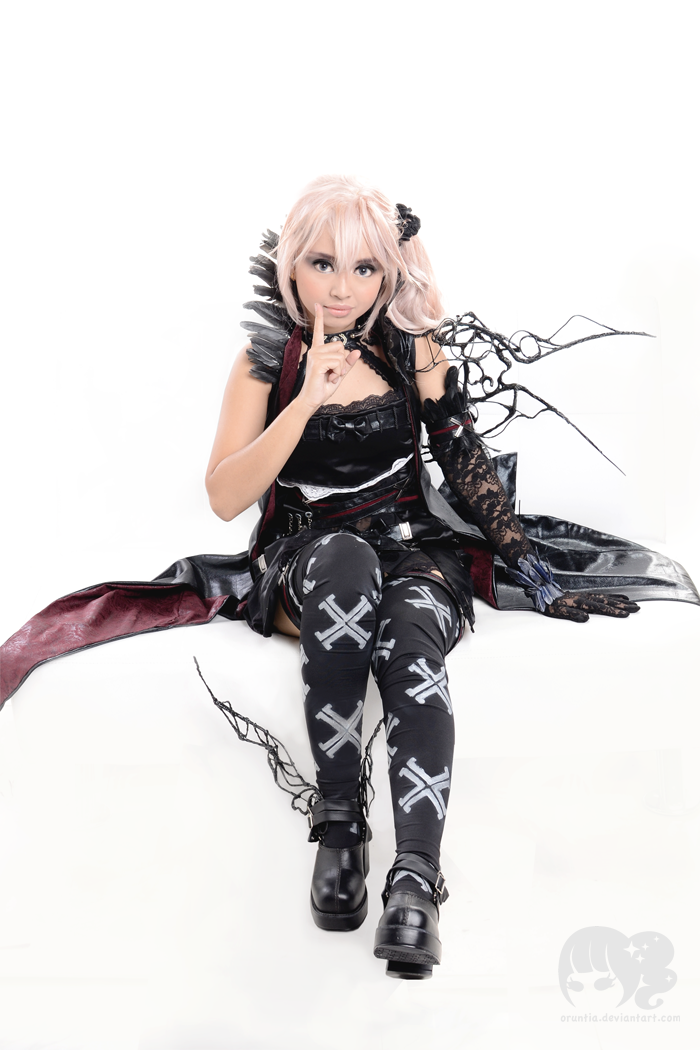 Lumina final fantasy cosplay