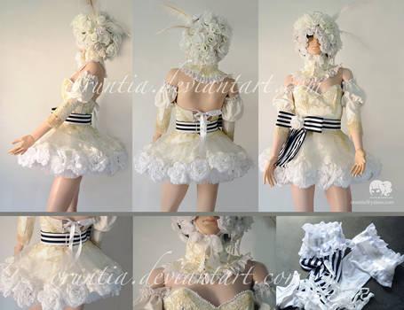 Black Butler Doll costume