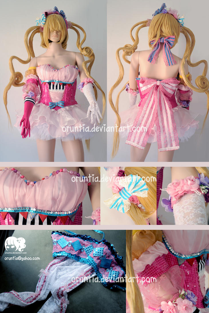 Karneval Tsukumo Costume by oruntia