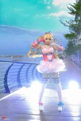 Karneval : Combatant Girl