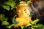 Garudayana : Garu plushie by oruntia