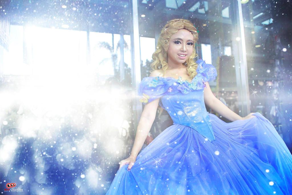 Cinderella 2015 - Ella by oruntia