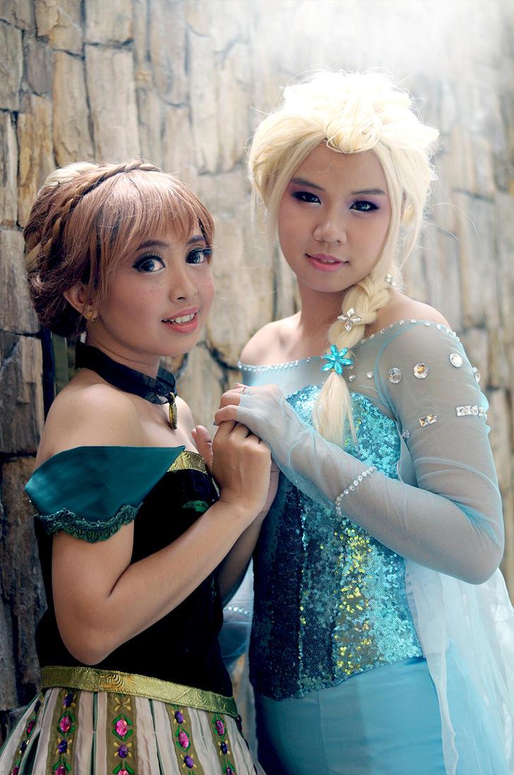Frozen : Sister by oruntia