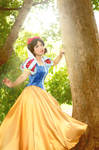 Snow White : Who is the most fairiest of all?