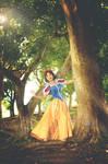 Disney Snow White : Where am I?