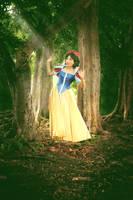 Snow White : Where Am I? by oruntia