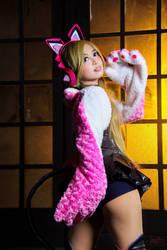 Tekken 7 : hi, I'm Lucky Chloe by oruntia