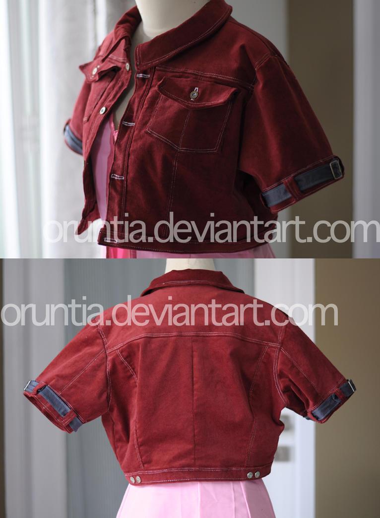 Aerith Bolero Jacket by oruntia