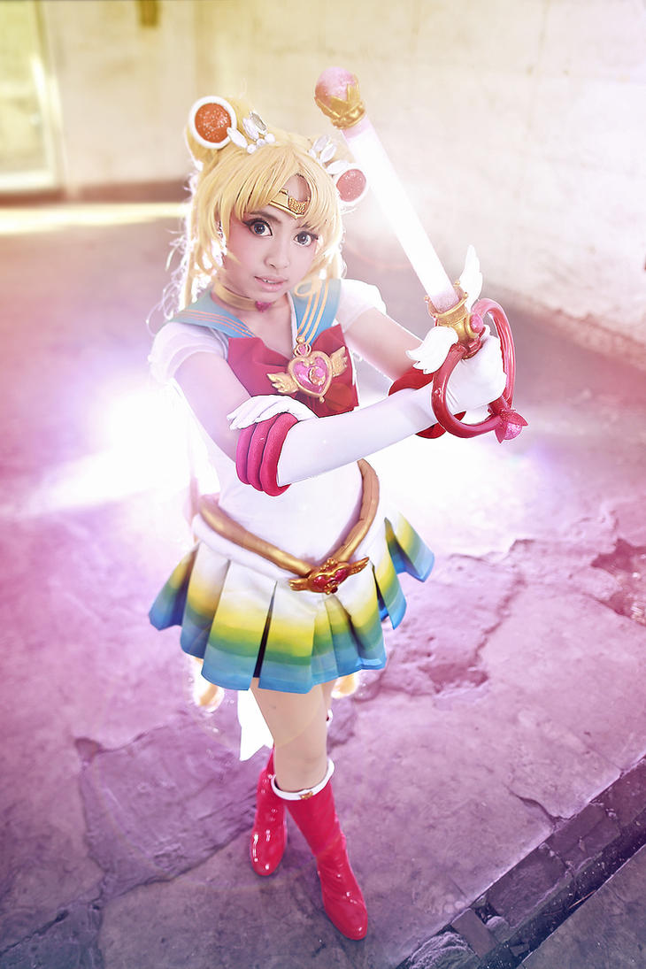 Super Sailor Moon cosplay by oruntia by oruntia