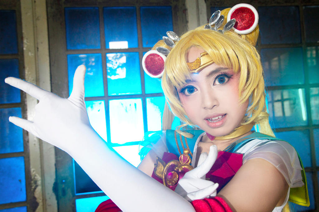 Sailor Moon Super S : I Will Punish You by oruntia