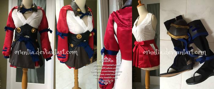 Mumei Kabaneri Costume