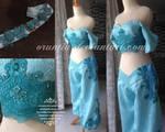 Princess Jasmine version 1 by oruntia