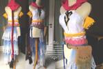 Gunner Yuna Costume by oruntia