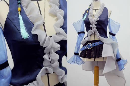 Songstress Yuna Dress