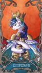 Tarot Emperor Shining