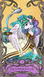 Tarot Temperance Celestia