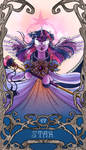 Tarot Star Twilight Sparkle