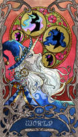 Tarot World Starswirl the Bearded by SourSketches