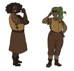 Ladies of the AMCW, part II by TMOH