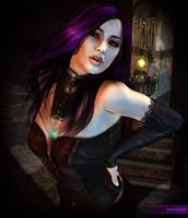 Vamp II by vexiphne