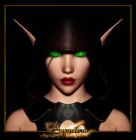 Blood Elf Syndori by vexiphne