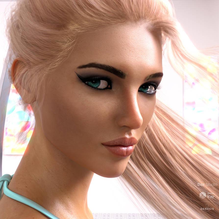 Ashlyn HD .2 by vexiphne
