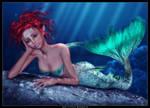 Sad little Mermaid