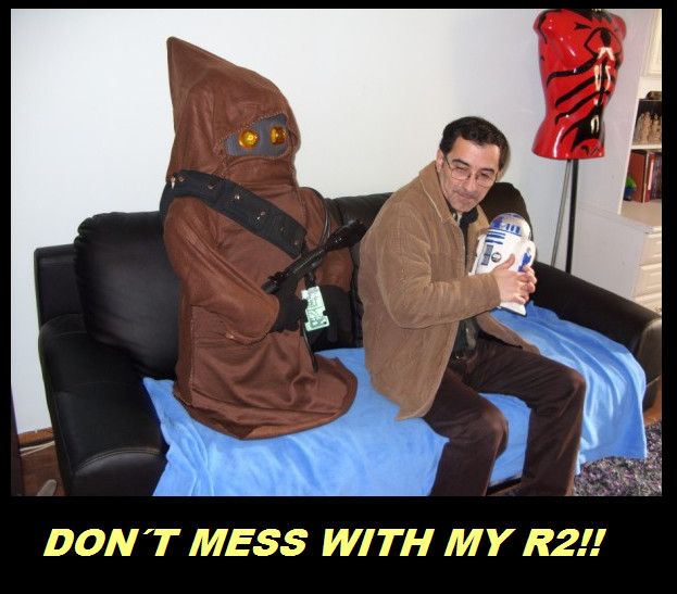 Dont mess with my Artoo by paulinone