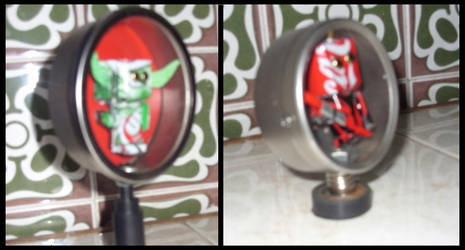 Yoda/Darth Maul Part II