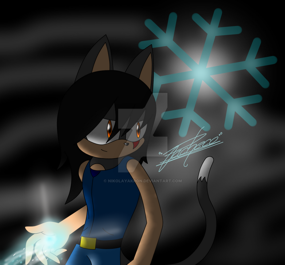 Will the cat (superpinathehedgehog) by NikolayAkron