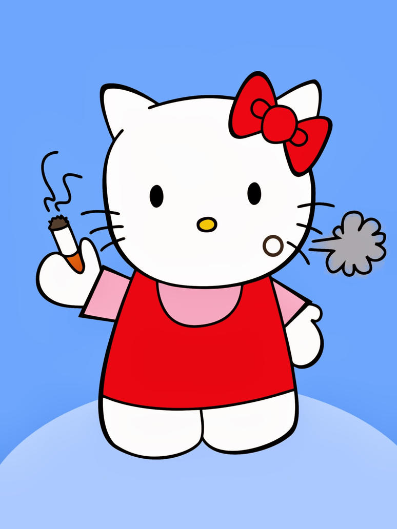 Hello Kitty by bagio1