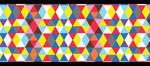 triangles banner by amercer19