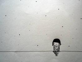 The Wait by tissuepaperbeggar