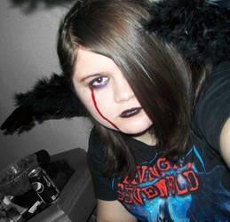 Dark Angel Me by Haleykinzz