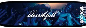 deck 5 blessthefall concert by daniacdesign