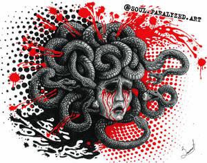 Trash Polka Medusa