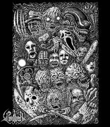 Horror Movie Assemblage