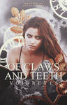 Wattpad Cover 06 | Of Claws and Teeth
