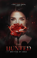 Wattpad Cover 14 | The Hunted by lottesgraphics