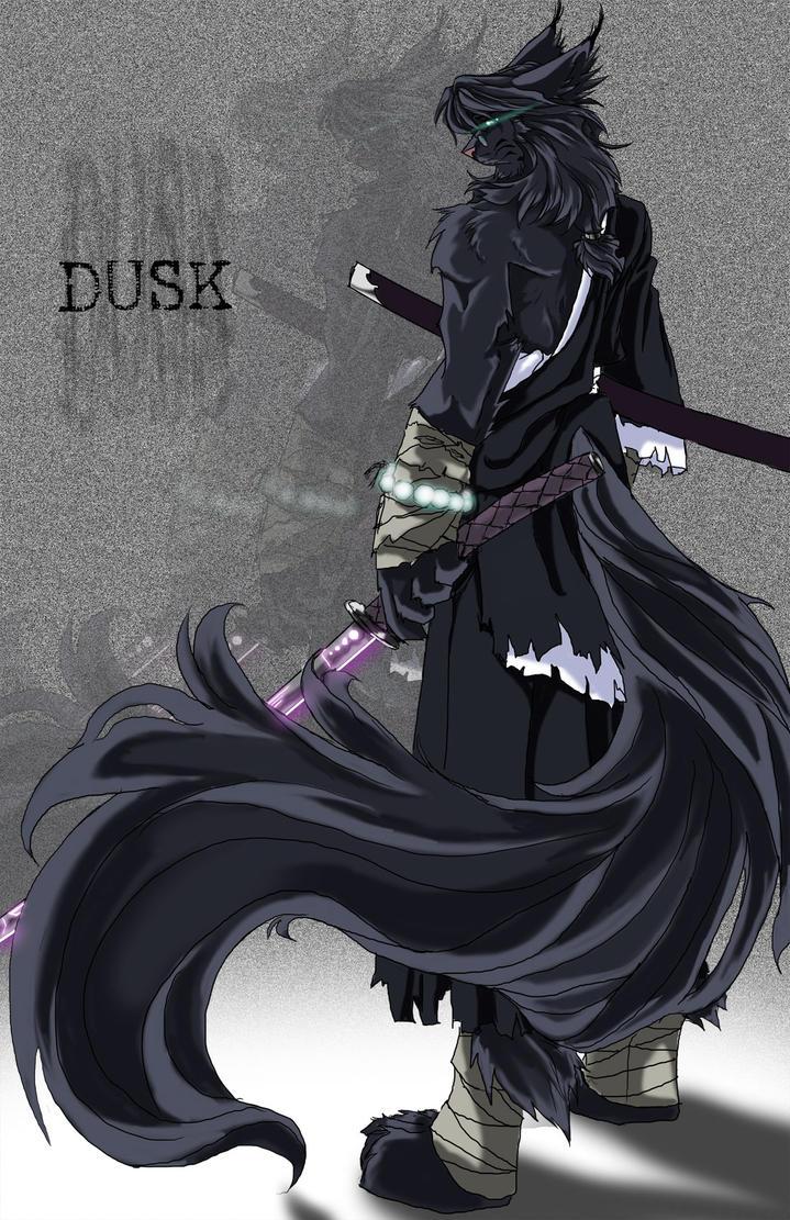 Cyberpunk Samurai by darklion